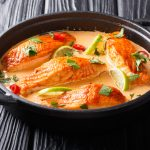 The Best Coconut Milk Poached Fish Fillets Recipes