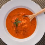 The Best Roasted Red Pepper Soup With Goat's Cheese Recipes We Can Find