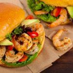 The Best Baja Shrimp Burger Recipes We Can Find